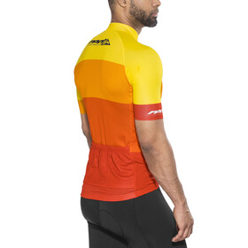Red Cycling Products Colorblock Race Jersey Men red-yellow